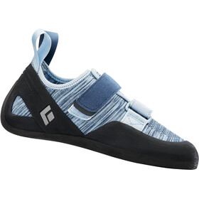 Black Diamond Momentum Climbing Shoes Dame blue steel